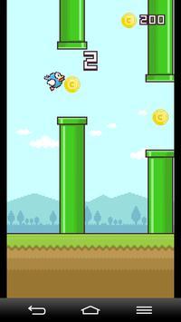 Yappy Bird: with capsule apk screenshot