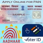 AadharVoterPan icon