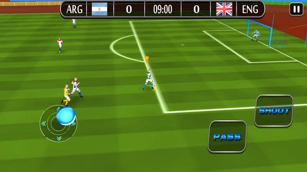 Soccer 16 apk screenshot