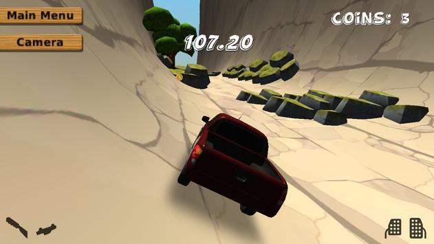 Extreme Downhill Racing Car screenshot 2