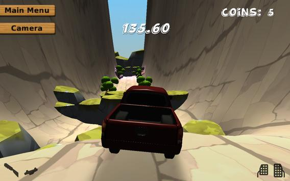 Extreme Downhill Racing Car screenshot 5