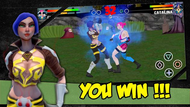 League of Fighters screenshot 8
