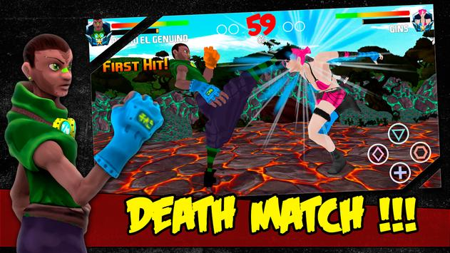 League of Fighters screenshot 3
