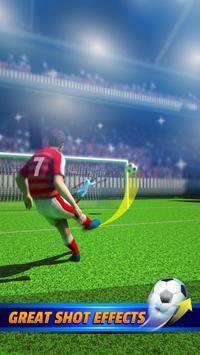 Shoot Goal ⚽️ Penalty and Free Kick Soccer Game apk screenshot