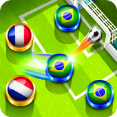 Football Caps 2018 ⚽️ Soccer Table Game icon