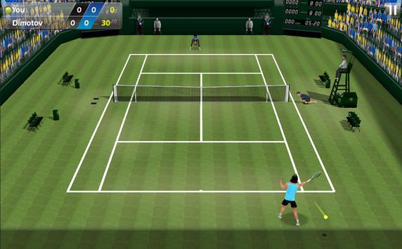 Ultimate 3D Tennis screenshot 3