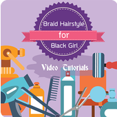 Braid Hairstyle for Black Girl Guides icon