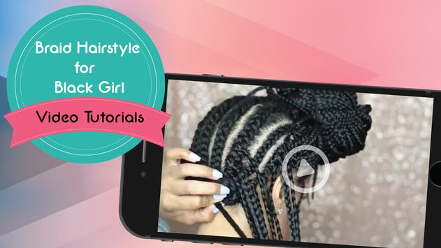 Braid Hairstyle for Black Girl Guides screenshot 2