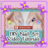 DIY Nail Art Guides icon