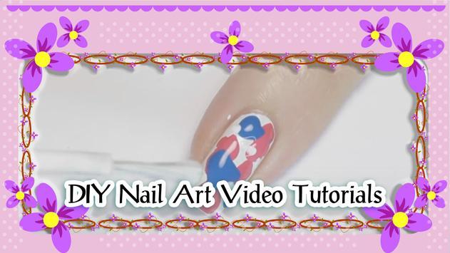 DIY Nail Art Guides poster