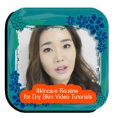 Dry Skin Skincare Routine Guides icon