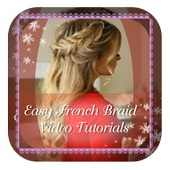 Easy French Braid Guides icon