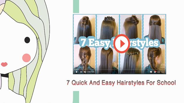 Easy Hairstyle for Kid Guides poster