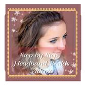 Easy Headband Braid Guides icon