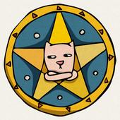 竹貓星球塔羅占卜 圖標