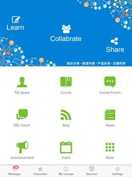 BambooCloud Pad poster