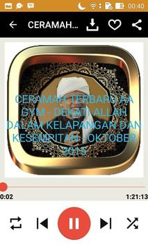 Ceramah Aa Gymnastiar screenshot 5