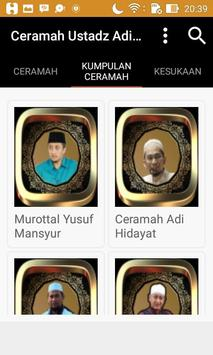 Ceramah Ustadz Adi Hidayat screenshot 10