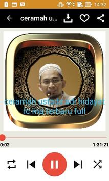 Ceramah Ustadz Adi Hidayat screenshot 1