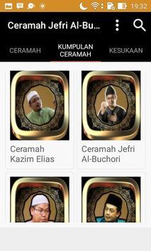 Ceramah Ustad Jefri Al-Buchori apk screenshot