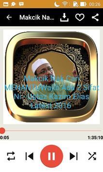 Ceramah Ustadz Kazim Elias apk screenshot