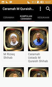Ceramah M Quraish Shihab screenshot 2