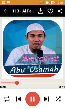 Murottal Ust. Abu Usama screenshot 1