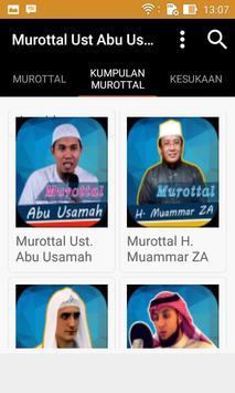 Murottal Ust. Abu Usama screenshot 2