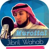 Murottal Jibril Wahab icon