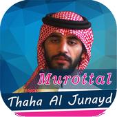 Murottal Thaha Al Junayd icon