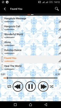 Pro Music Player screenshot 2
