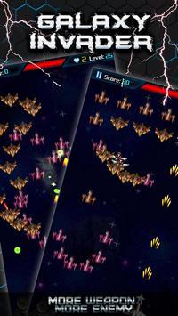 Space Invaders Shooter apk screenshot