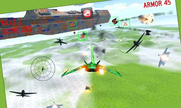Sky Fighter Revenge 2017 screenshot 1