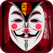 Anonymous Zip Screen Lock icon