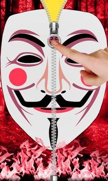 Anonymous Zip Screen Lock screenshot 7
