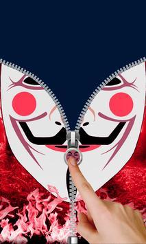 Anonymous Zip Screen Lock screenshot 14