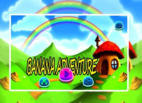 banana subway: Adventure, run & minion apk screenshot