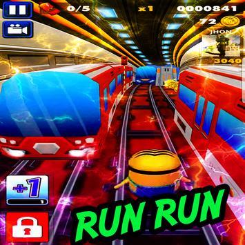 Despicable Banana Run screenshot 4