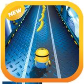Banana Minion Adventure Rush : Legends Rush 3D icon
