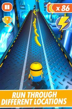 Banana Minion Adventure Rush : Legends Rush 3D screenshot 4