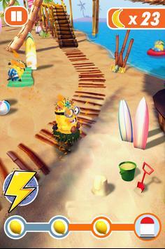 Banana Minion Adventure Rush : Legends Rush 3D screenshot 2