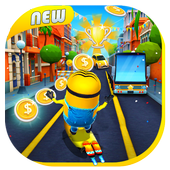 Minion Banana Legends: Adventure Rush 3D icon