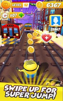 Minion Banana Legends: Adventure Rush 3D screenshot 3