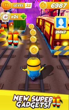 Minion Banana Legends: Adventure Rush 3D screenshot 2