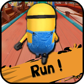 Banana Minion Subway Rush icon