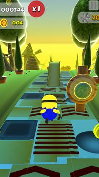 Dispicable Banana Rush screenshot 1