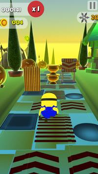 Dispicable Banana Rush screenshot 2