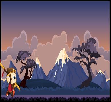 Super Monkey bloons Jungle 🐵 apk screenshot