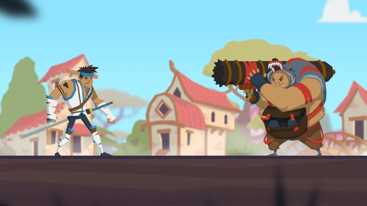 Duel of Ninja poster