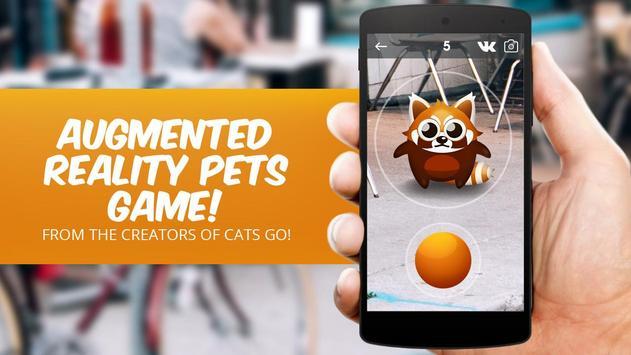 Pets GO! poster